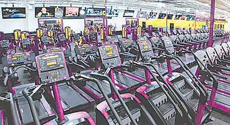 Planet Fitness Opens In Rite Aid Plaza Grand Blanc View